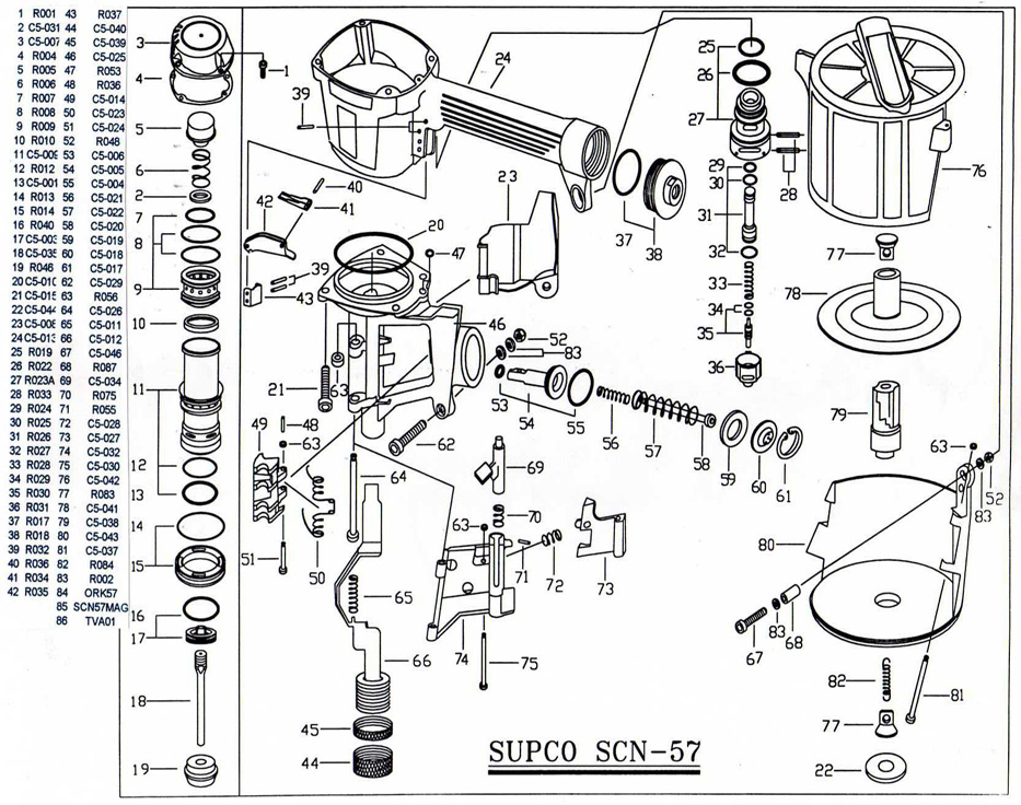 Supco Wiring Diagram