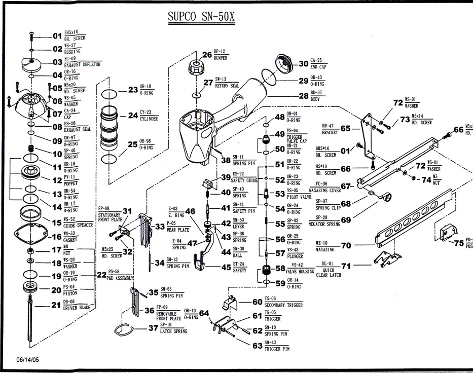 supco tool sn-50x supco 3 in 1 wiring diagram #15
